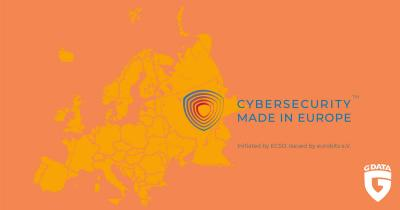 "G DATA erhält ECSO-Gütesiegel ""Cybersecurity Made in Europe"""