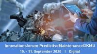 IAS MEXIS beim Innovationsforum PredictiveMaintenance@KMU