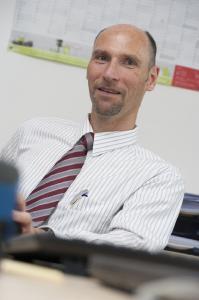 Frank Schröder, Geschäftsführer der Vater Business Cloud