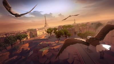 UBISOFT® kündigt Eagle Flight für virtual reality an