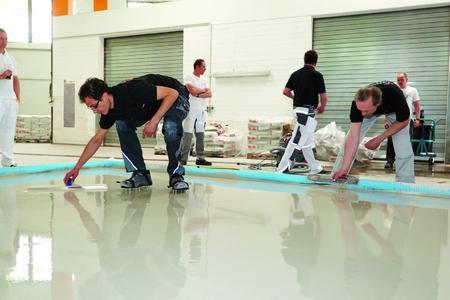 quick-mix Design Camps finden bei Fachhandwerkern großen Zuspruch ...