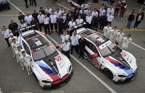 BMW M8 GTE, BMW Team RLL, 24h Daytona