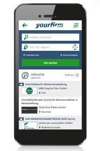 Job App Yourfirm