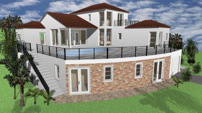 Ideal für die Planung von Inneneinrichtung und Garten: Architekt 3D x9