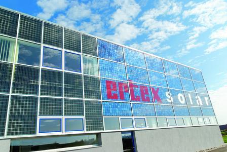 Neuer Standort von Ertex Solar in Betrieb