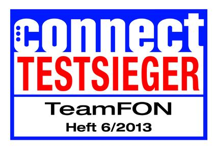 connect Testsieger Logo