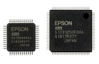 Epson shipping samples of a 32-bit microcontroller with dedicated sound hardware