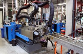 Aurora Kunststoffe produziert aktuell mit fünf Extrudern über 50 Tonnen Recompounds pro Tag. Für die Zukunft rechnet Aurora mit steigender Nachfrage, vor allem wenn es eine gesetzlich vorgeschriebene Recycling-Quote geben wird