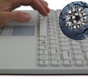Slim Cool Silicone Keyboard Now Available with Touchpad / Quality Assurance for the Medical Industry