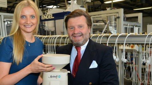 Isabel und Johannes Grupp, Plastro Mayer GmbH