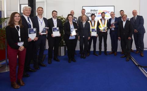 inter airport Europe 2019 Gewinner Excellence Awards