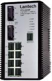 Lantech IES-2208F as best solution for control networks