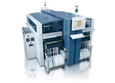 Das Spitzenmodell Siplace X4i, die derzeit schnellste 4-Portal-Bestücklösung der Welt, und die ebenso leistungsstarken wie kostengünstigen Automaten der Siplace D-Serie