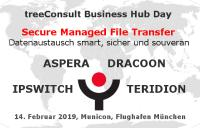 treeConsult Business Hub Day Secure File Transfer