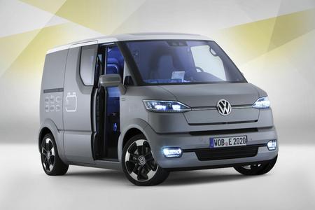 Volkswagen eT! –die Neuerfindung des Zustellfahrzeugs, Foto: VOLKWAGEN AG