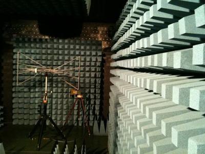 EMV Messraum electroswiss