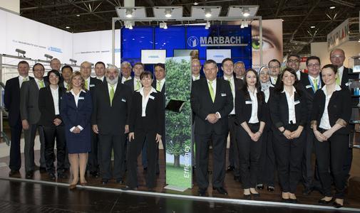 Marbach drupa-Team 2012