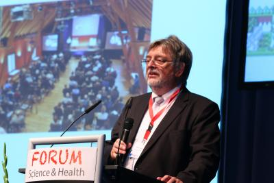 Presse-Information zum 1. FORUM Science & Health 2017