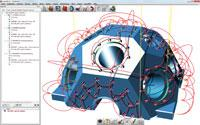 hyperCAD-S®: New CAD solution for hyperMILL® users, Image source: OPEN MIND