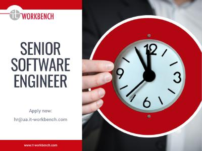 Job offer: Senior Software Engineer