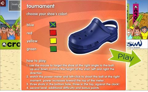 6d42070ecf279 achtQuark develops new online game for Crocs Europe - achtQuark GmbH ...