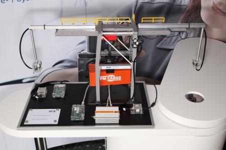 Ein Beispiel: Sicherheitslösung IRMA eingebundenen im ICS-Messedemonstrator