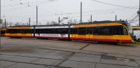 Die PROCAD-Straßenbahn in Karlsruhe