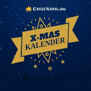 Caseking 4DV3N75-Kalender 2018: 24 Türchen mit Gewinnen & exklusiven Angeboten