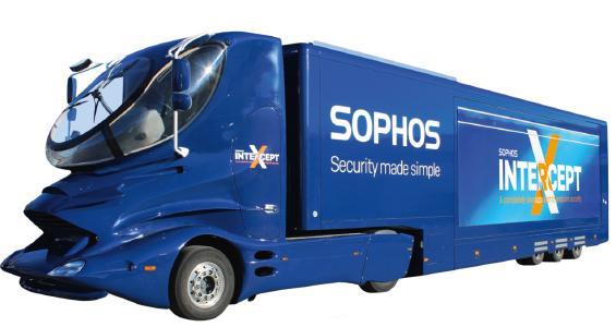 Sophos Truck