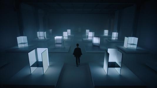 LG Tokujin Yoshioka Installation Milano Design Week 1