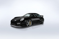 TECHART Noselift system and TECHART Formula Race lightweight forged centerlock wheel for the Porsche 911 GT2 RS
