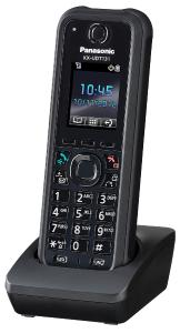 The KX-UDT131 is one of the range of Panasonic IP Phone handsets