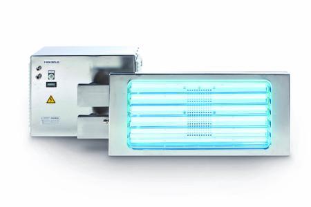 Die neuen Premium UV-Systeme sind jetzt noch intensiver und noch sicherer und das bei Anschaffungskosten von weniger als einem Cent pro zu entkeimendem Joghurtbecher. (Bild: Heraeus Noblelight GmbH)