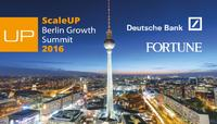 Fortune Scaleup Summit 2016