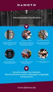 Damovo: sechs Security Hinweise