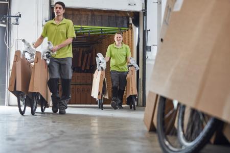 Bike Logistics