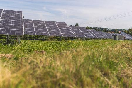 Green light for Germany's largest solar park