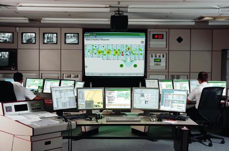 Sicherheitslösungen von primion auf der Perimeter Protection Nürnberg