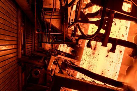 Xingcheng Special Steel und SMS Concast machen den nächsten Schritt in Richtung der weltweit modernsten Technologie für das Stranggießen von 1.200-Millimeter-Rundvorblöcken (hier: 1.000-Millimeter-Rundvorblöcke)