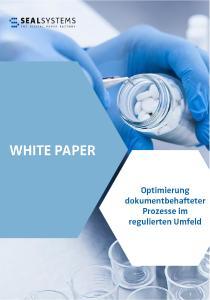 Titelseite Pharma White Paper