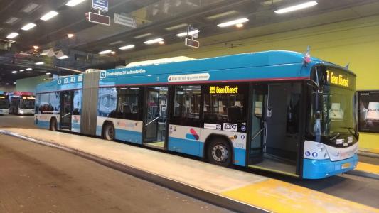 Trolleybus Arnheim