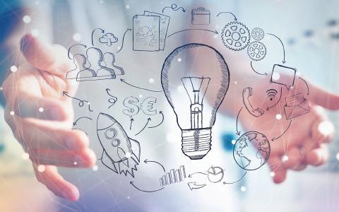 Arvato Systems supports innovations (Copyright: Fotolia / sdecoret)