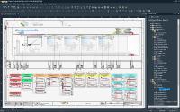 Mit dem Modul Building Automation lassen sich Regelschemata erstellen und erfasste Datenpunkte stehen durchgehend bis zur Steuerung zur Verfügung