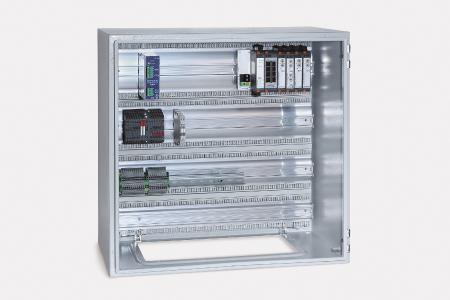 AirSTREAM Compact im kleinen Schaltschrank