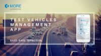 Test Vehicles Management App