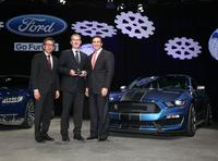 World Excellence Award der Ford Motor Company für MANN+HUMMEL