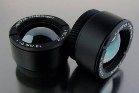 Molded lenses using LightPath high-quality chalcogenide glass