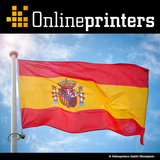 Low-priced printed materials for Spain, (Copyright: Onlineprinters GmbH)