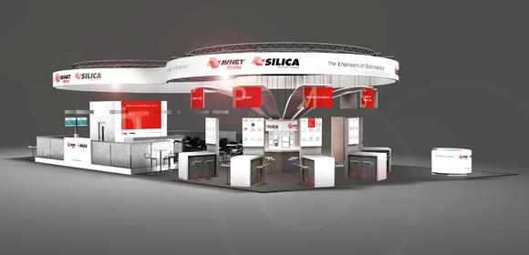 Avnet Memec Silica Booth embedded world