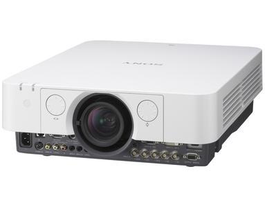 Alle gängigen Bildungs- und Businessprojektoren von Sony, wie hier der VPL-FH35 – verfügen seit 1. Januar 2012 über eine Lampengarantie (PrimeSupport) von einem Jahr oder maximal 1.000 Betriebsstunden – je nachdem was zuerst eintrifft